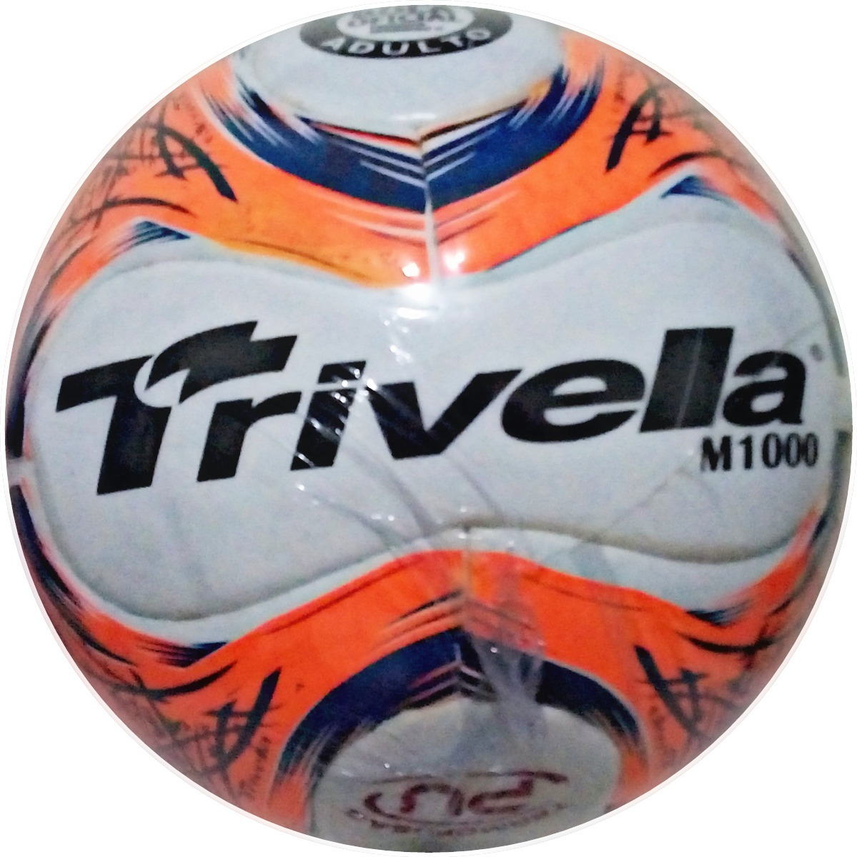 1306489100 kit 3 bolas futsal futebol trivella original - brasil gold. Carregando zoom.