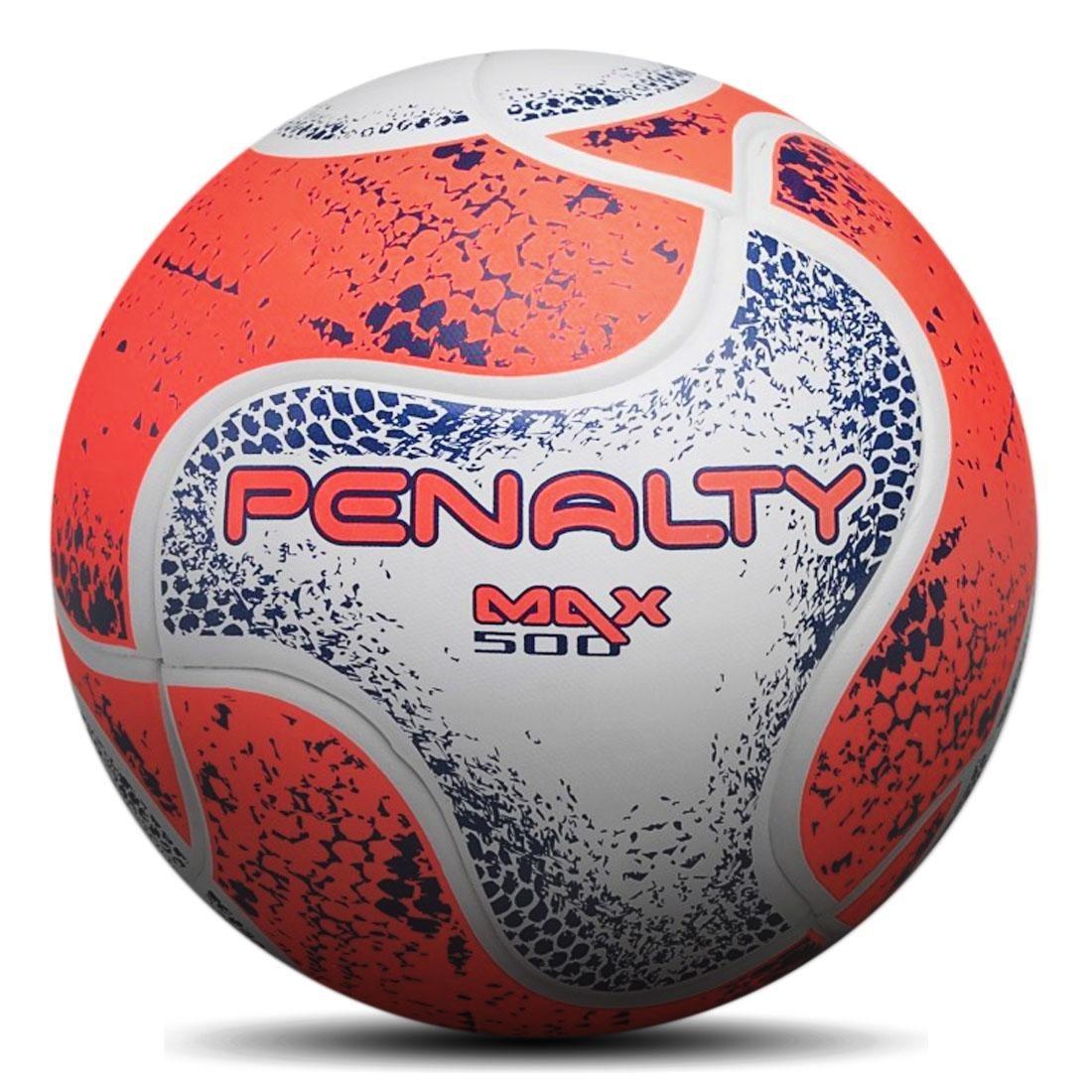 cfbc06bc68 kit 3 bolas futsal penalty max 500 termotec 2018. Carregando zoom.