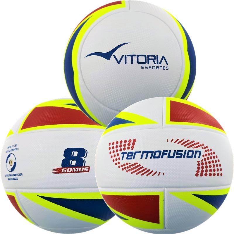 6747011d03 kit 3 bolas futsal vitoria oficial termofusion max 1000. Carregando zoom.