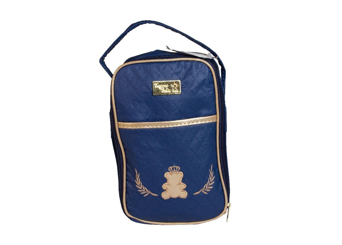 d2f5b4894f kit 3 bolsas maternidade é 1 trocador enxoval menino menina. Carregando  zoom.