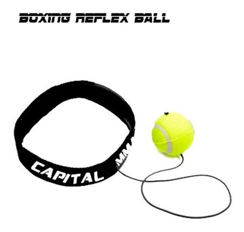 kit 3 boxing ball para reflejos