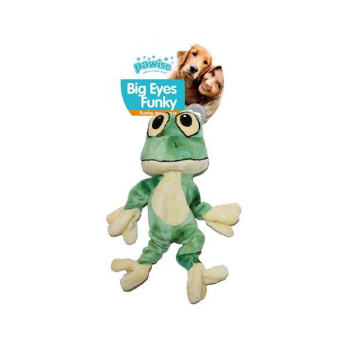 kit 3 brinquedos sapo pelúcia e mordedores pawise