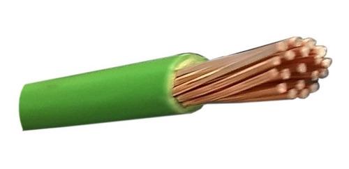 kit 3 cajas cable calibre 14, rollo 100mts varios colores