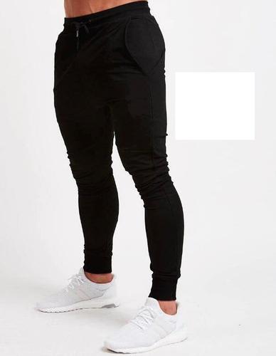 kit  3 calça de moletom  masculina slim sport academia full