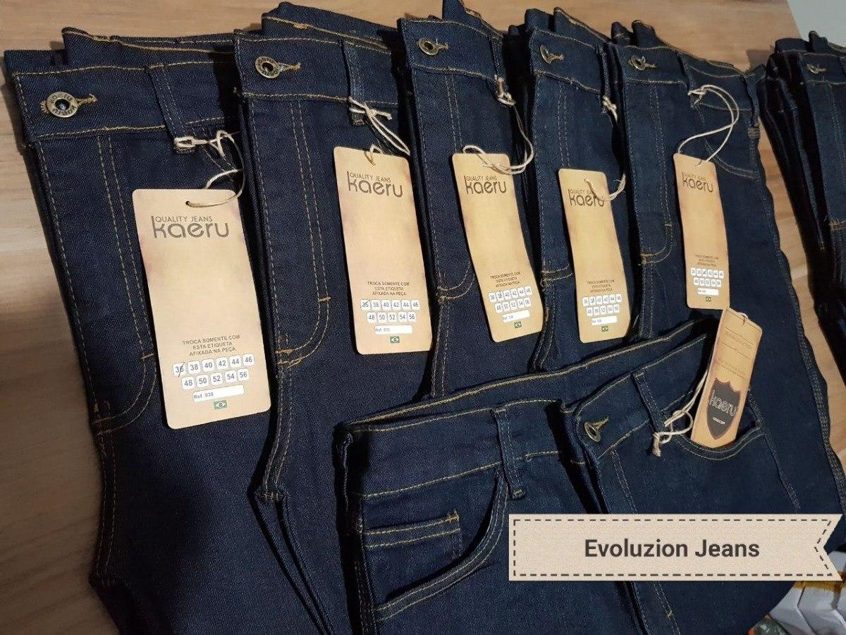 874303bcf kit 3 calça jeans 50 ao 56 gg masculina elastano tradicional. Carregando  zoom.