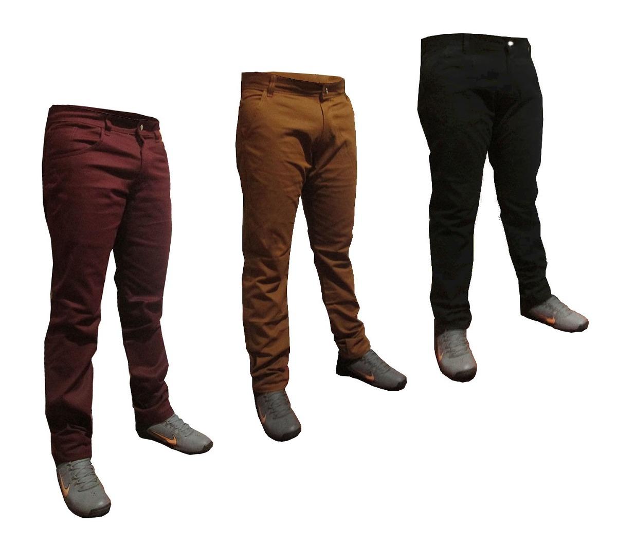 ... Calças Jeans · Calvin Klein. Compartilhar. Compartilhar. Vender um  igual · kit 3 calça sarja masculina slim preta vinho grafite bege.  Carregando zoom. 3a10cbe3faf