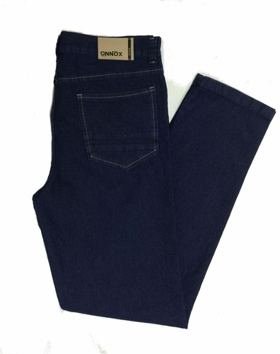 kit 3 calças jeans masculinas plus size pequeno defeito