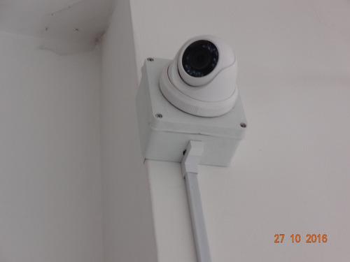 kit 3 cámaras de seguridad-detectoras de moviento. internas