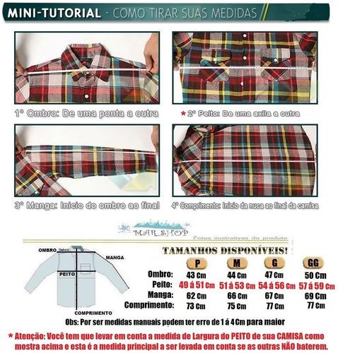 kit 3 camisa social slim fit tecido 1a. linha pronta entrega