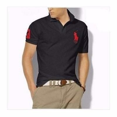 de08cfbb7b870 Kit 3 Camisas Camiseta Polo Preço De Atacado Oferta Barato - R  110 ...