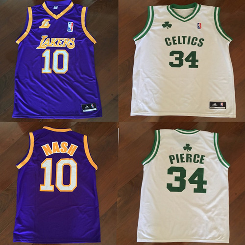kit 3 camisas camisetas regata de basquete - nba