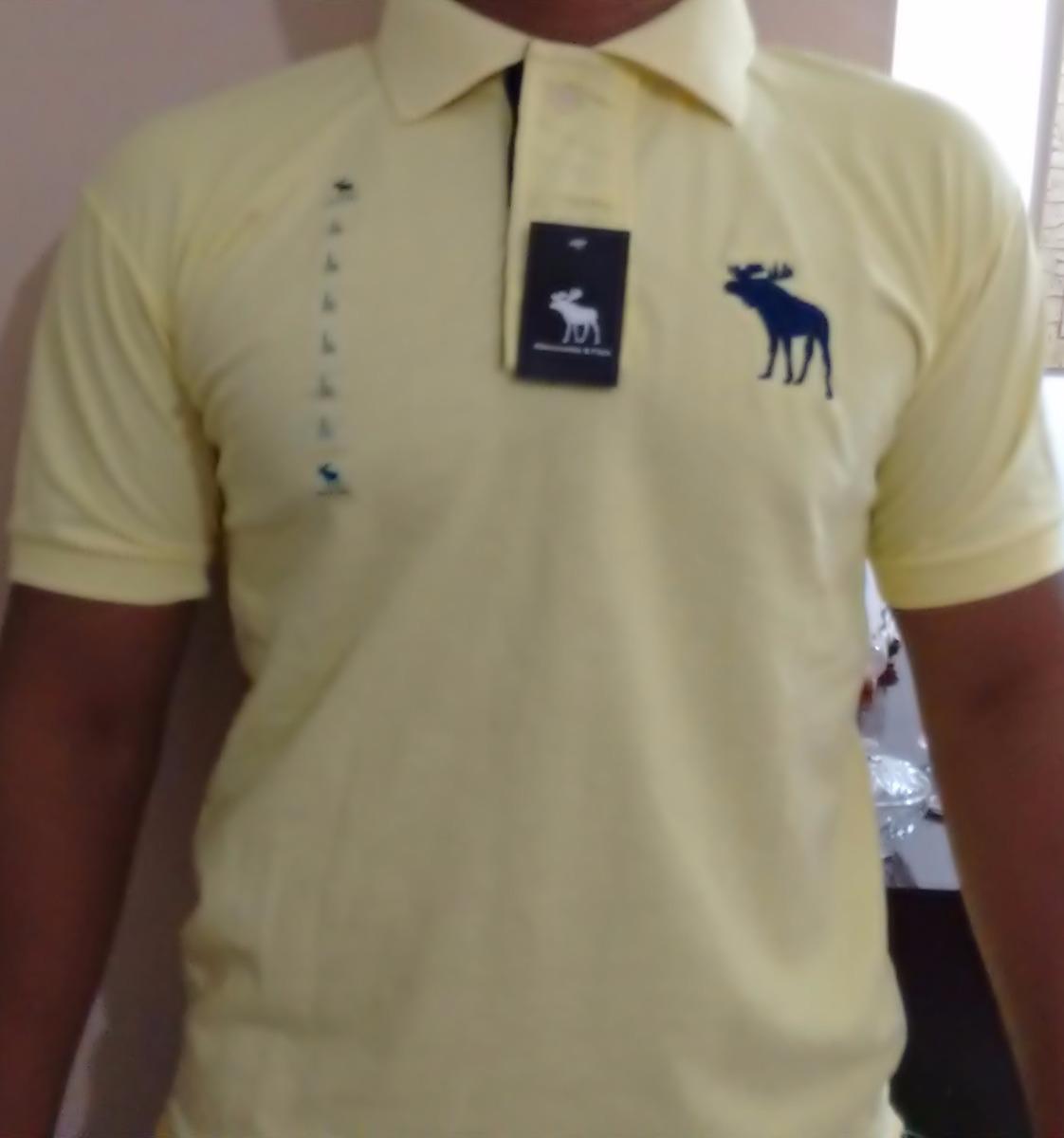 kit 3 camisas polo abercrombie and fitch originais. Carregando zoom. c45c3c7e50072