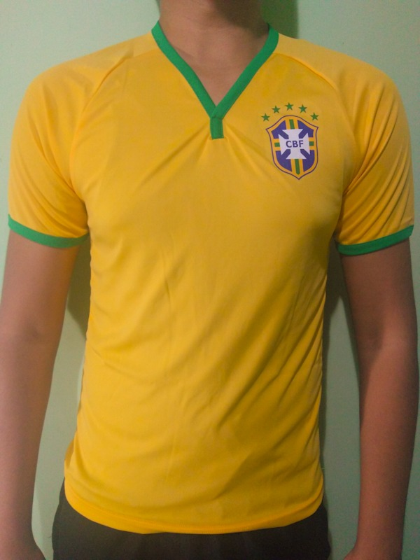 6ee5528804 kit 3 camisas selecao brasileira masculina feminina oficial. Carregando  zoom.