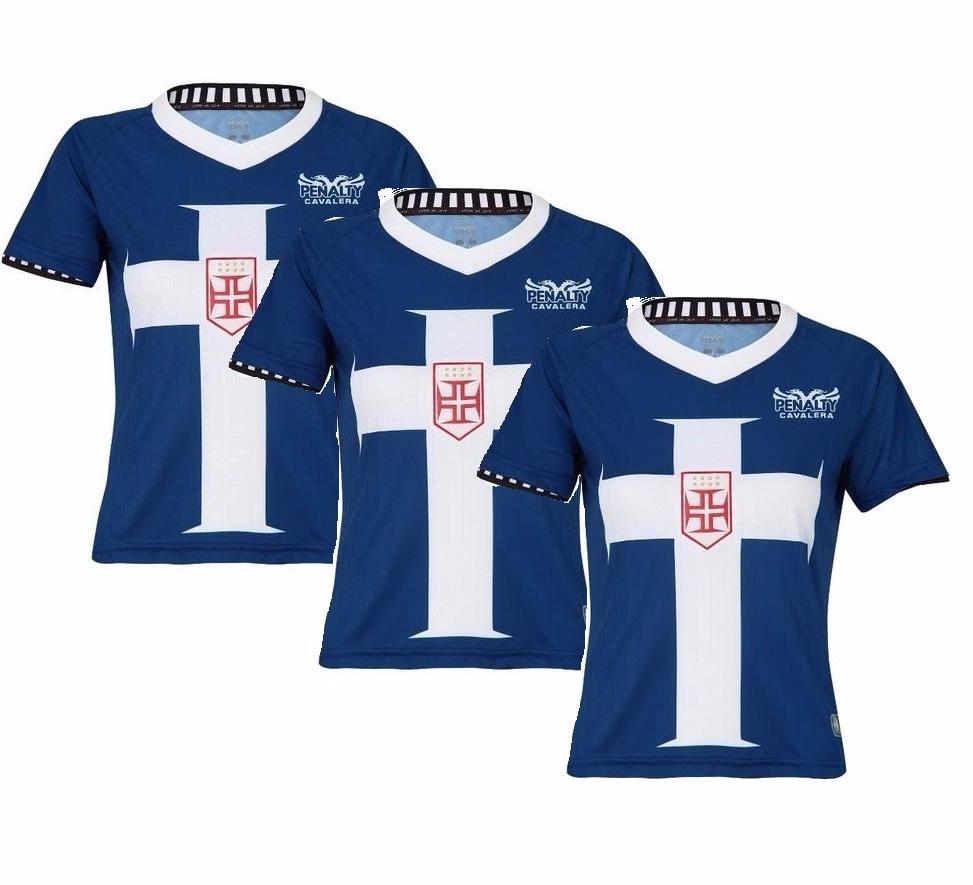 kit 3 camisas vasco 3 cavalera oficial original fem 1magnus. Carregando  zoom. 2ae2406ff251c