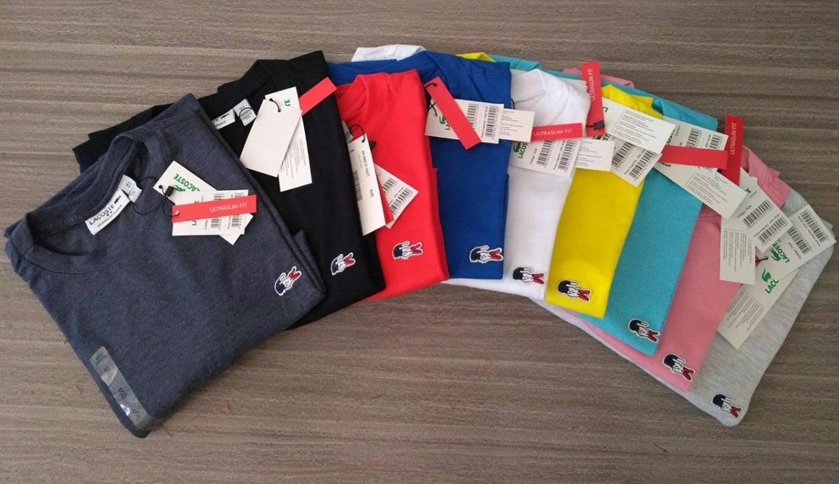 kit 3 camiseta basica ralph lauren original peruana. Carregando zoom. 98a4acf0b8d