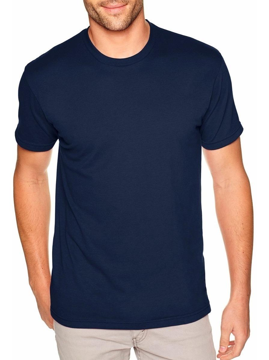 bcffa26def Kit 3 Camiseta Lisa 100% Algodão Básica Premium Fio 30.1 - R$ 64,90 ...