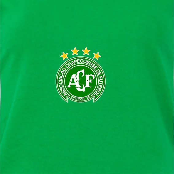 Kit 3 Camisetas Chapecoense Futebol  força Chape Masculina - R  125 ... b5c56dc3117cb