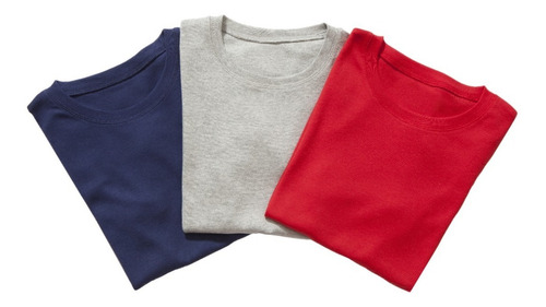 kit 3 camisetas masculina ou feminina qualquer estampa silk