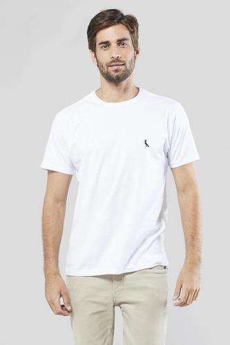 kit 3 camisetas pica pau bordado gota reserva