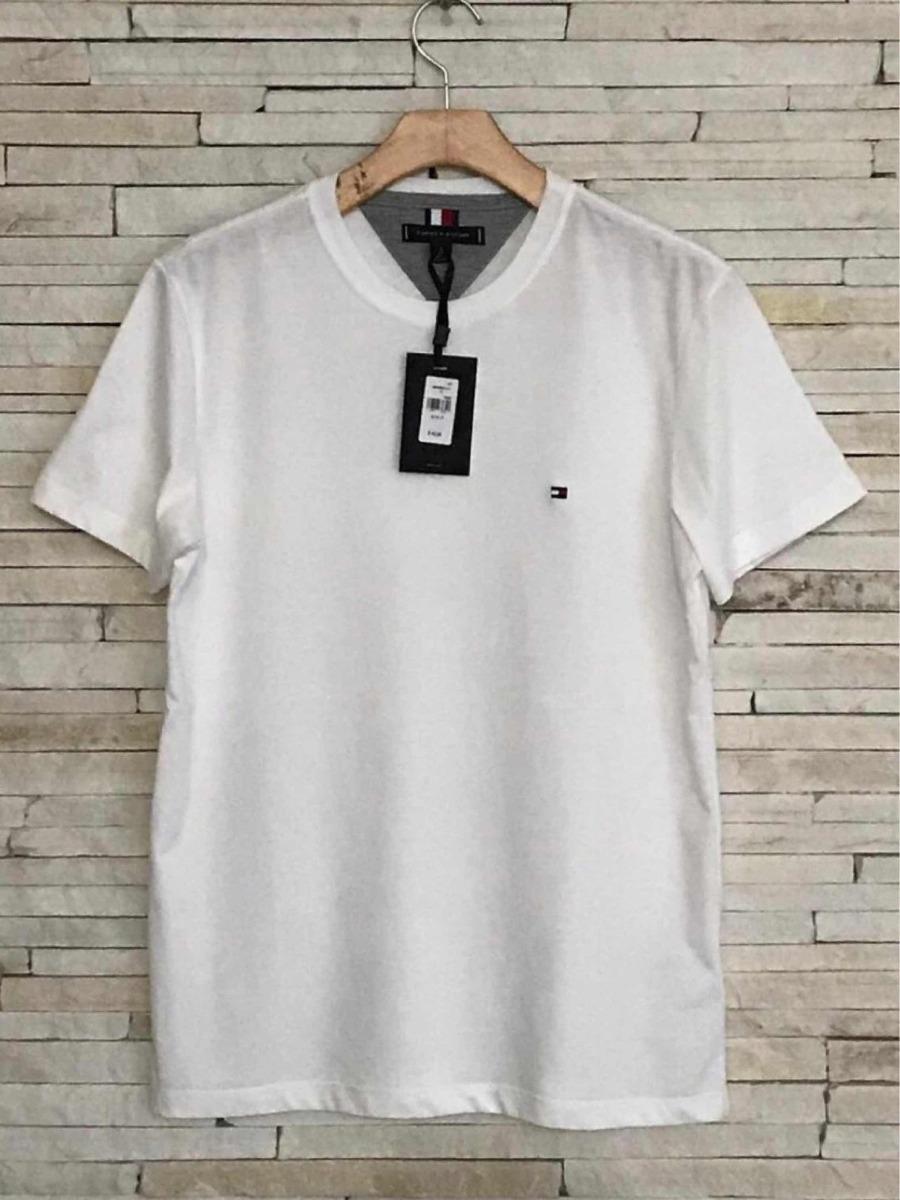 4685cfa9f4f6 Kit 3 Camisetas Tommy Hilfiger Originais
