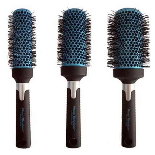 15aa2871b Kit 3 Cepillos Termico Brushing Profesional Babyliss Alisado ...