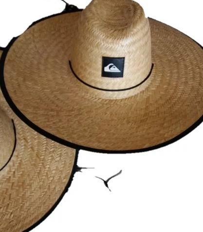 Kit 3 Chapéu De Palha Quiks Moda Verão Praia Pronta Entrega - R  270 ... 631d3286d5a