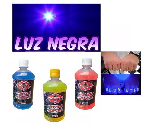 kit 3 codificador invisível laserled neon 500ml frete grátis