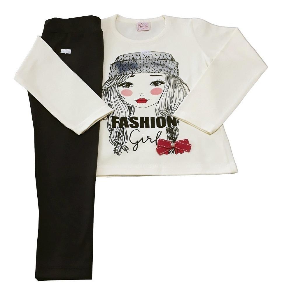 f56cd50146e0 kit 3 conjuntos feminino infantil roupas de inverno atacado. Carregando zoom .