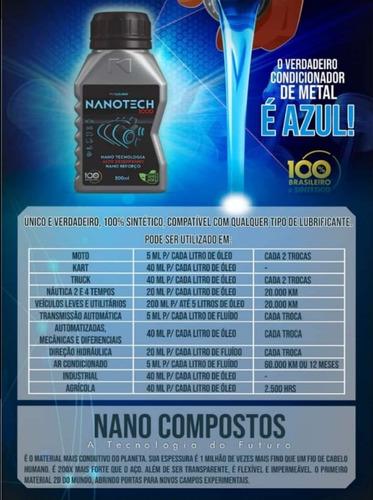 kit 3 direct clean flex + 1 nanotech 1000 koube
