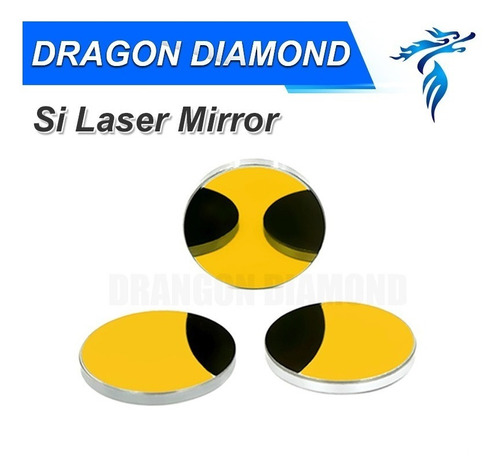 kit 3 espejos si. 20mm laser co2 mo dragon diamond el mejor!