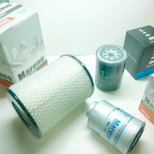 kit 3 filtros toyota hilux 2.8 d 4wd sr5 1999
