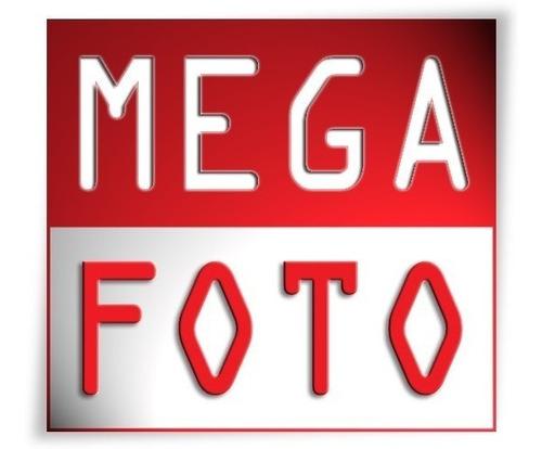 kit 3 flashes estudio visico vl 200w pie somb / 2soft bolso