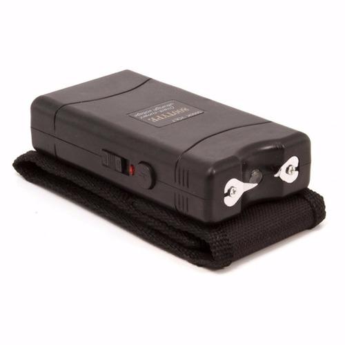 kit 3 máquinas aparelho de choque p/ defesa taser 20.000 kv