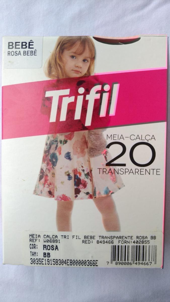 1359c43f9 Características. Marca Trifil  Modelo Transparente. Tipo de meias-calças  Transparente ...