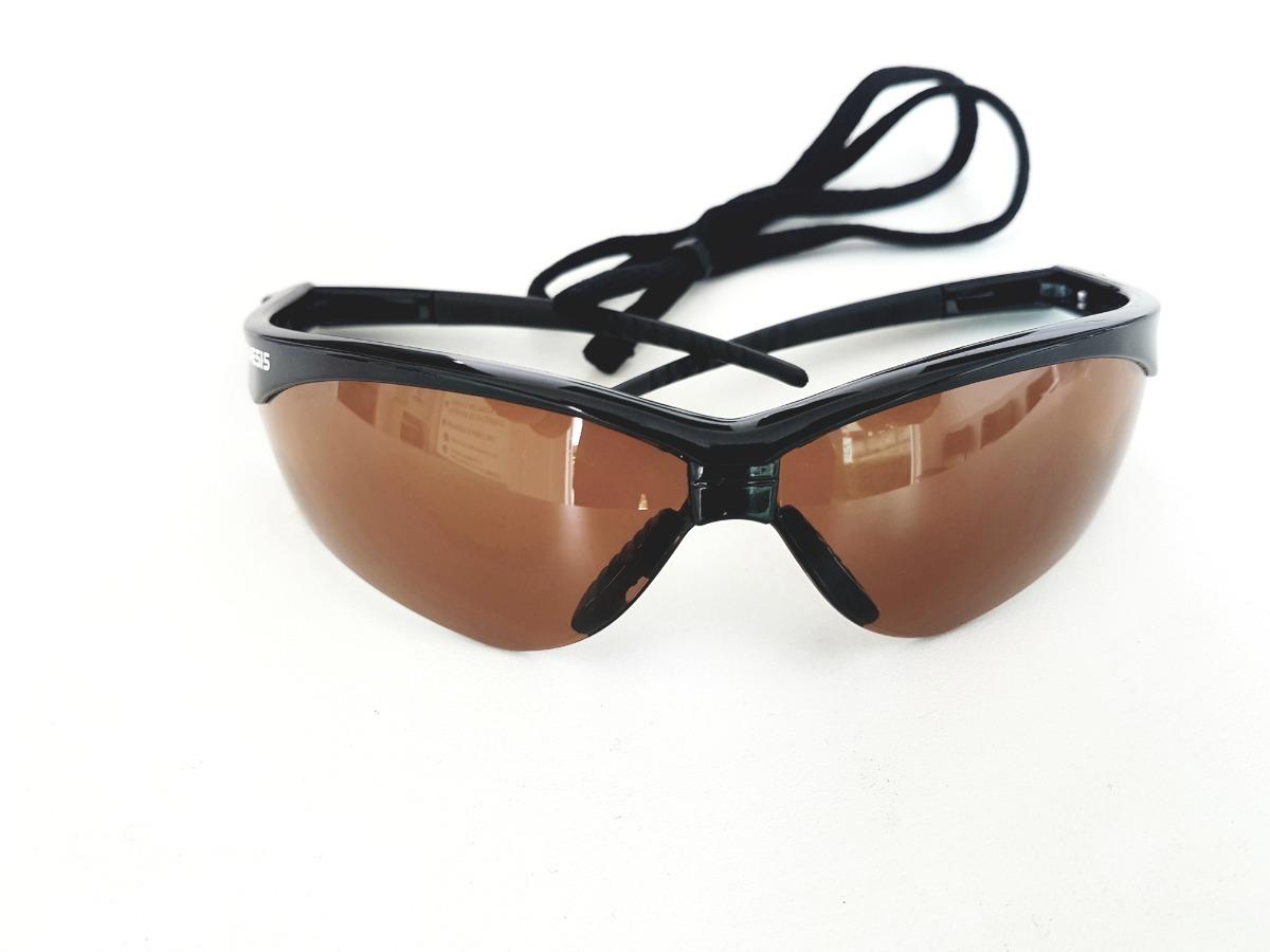 84c3a77743352 Kit 3 Óculos Nemesis Jackson Arm. Preta E Lente Marrom Uv Ca - R ...