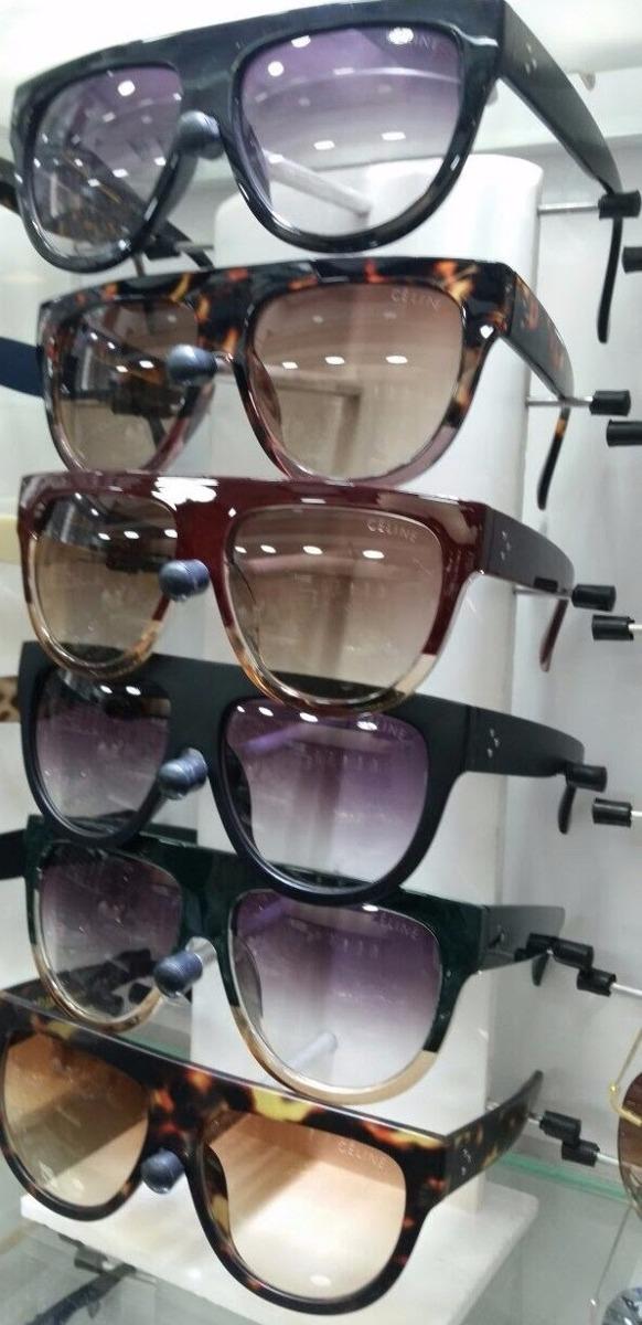 fed76c609 Kit 3 Óculos Sol Celinee Shadow Atacado - Pronta Entrega - R$ 252,89 ...