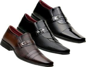 dc6616bfbc Sapatos Sociais Masculino Para Quem Tem Joanete - Sapatos para ...
