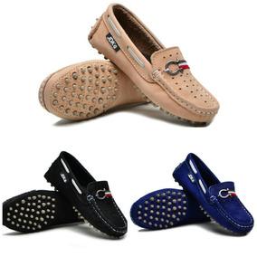 0307b23f97 Mocassim Infantil Menino - Sapatos no Mercado Livre Brasil
