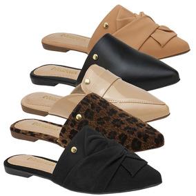 fe6fd98e1c Mule Bico Fino Feminino - Sapatos no Mercado Livre Brasil