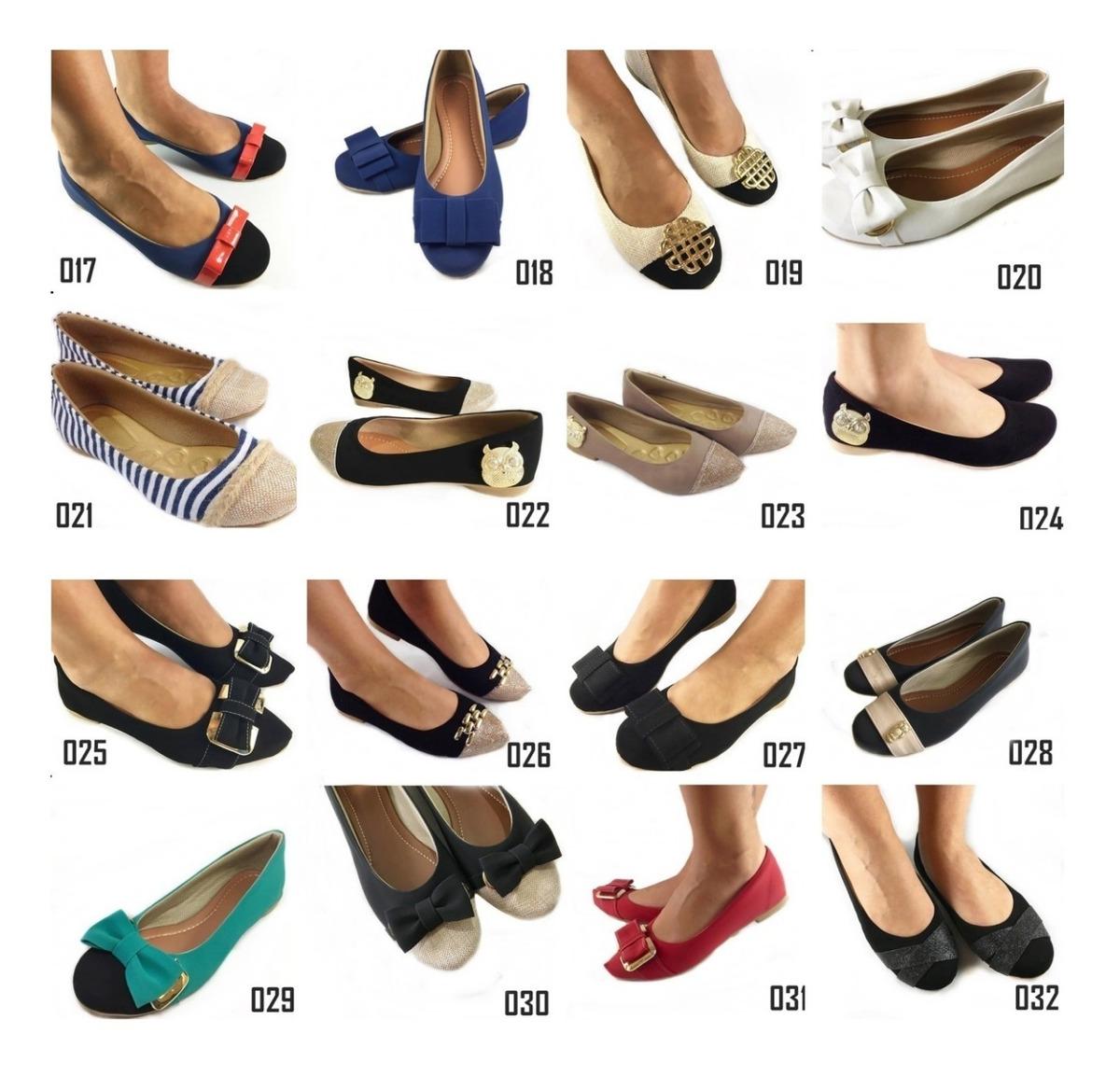 6444631ba kit 3 pares promoção sapatilha sapatos femininos barato. Carregando zoom.