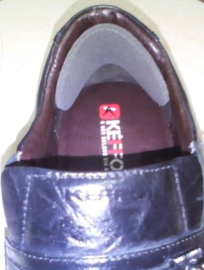 21715fdd3 Kit 3 Pares Protetor De Calcanhar Em Eva Ajuste Para Sapatos - R$ 29 ...