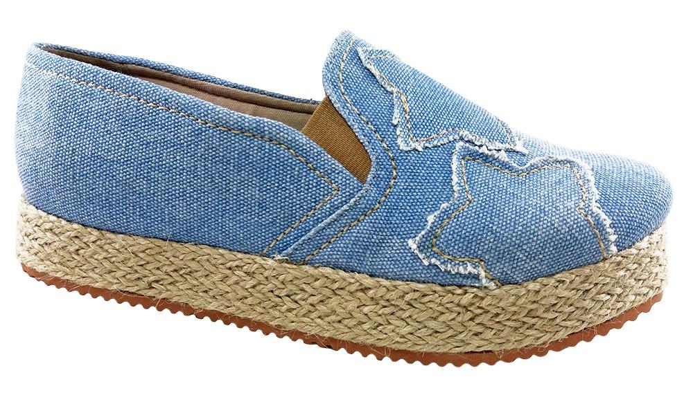 c2fdd4c6562 Kit 3 Pares Sapatilha Feminina Jeans