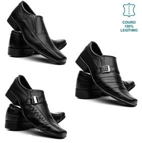 5f9adf3c31085 Bazar Sapato Social Zara Em Couro Ótimo Estado Masculino - Calçados ...