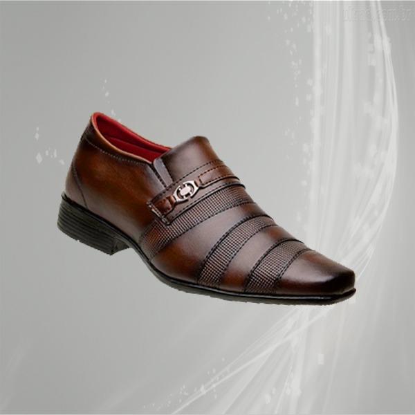 d8619a0ddb kit 3 pares sapato social masculino modelos diferentes ref19. 6 Fotos