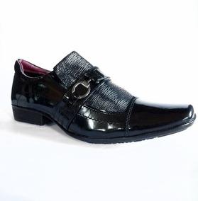 3ce7994110 Sapato Social Masculino - Sapatos Sociais e Mocassins Outros Tipos no  Mercado Livre Brasil