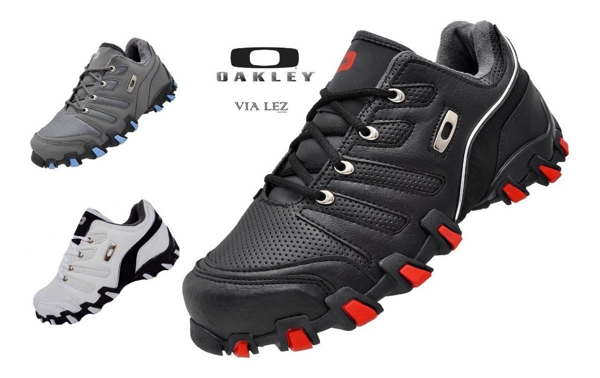 3bdca1a860807 Kit 3 Pares Tenis Oakley - R$ 210,00 em Mercado Livre