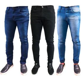 a9becb15a Calças para Masculino Jean com o Melhores Preços no Mercado Livre Brasil