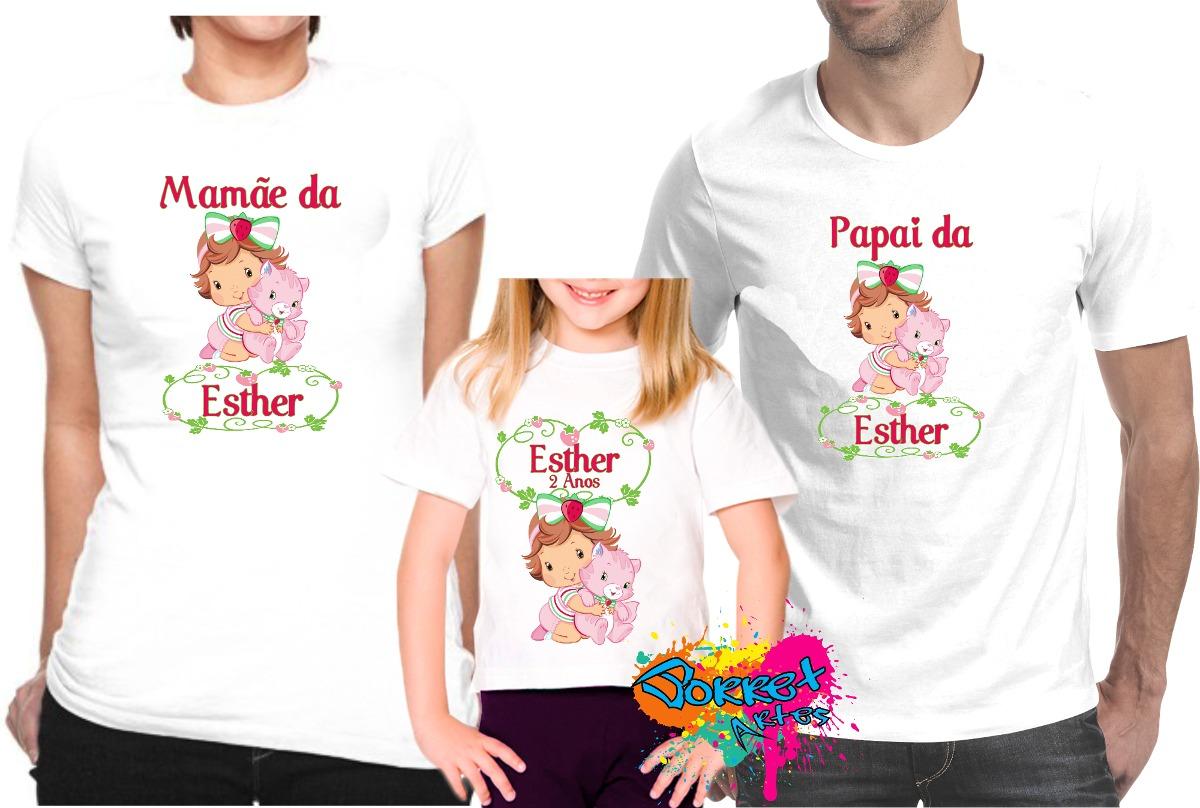Kit 3 pe as camisa personalizada moranguinho baby a4 r for Kit da 3 bay