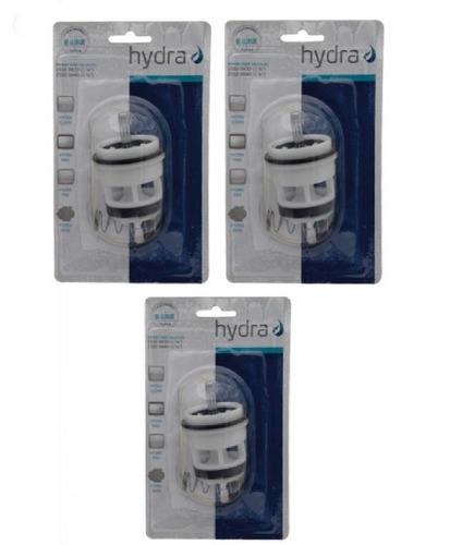 kit 3 peças scj reparo valvula hydra 2550 max clean original