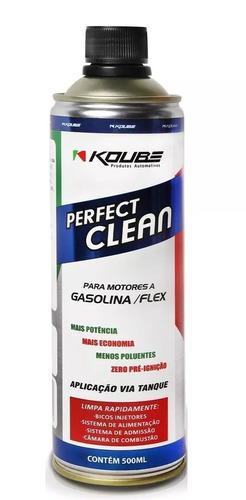 kit 3 perfect clean flex + 1 perfect clean diesel koube